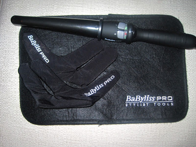 Babyliss Pro: Conical wand