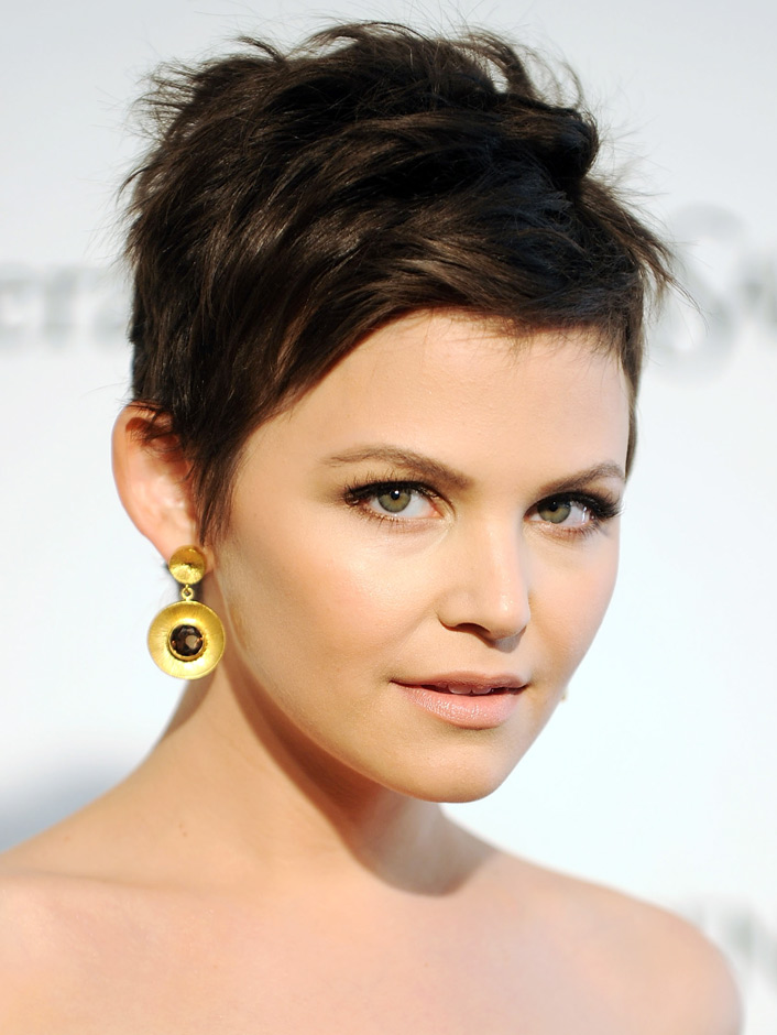 Hair Icon October Ginnifer Goodwin Andre Marie