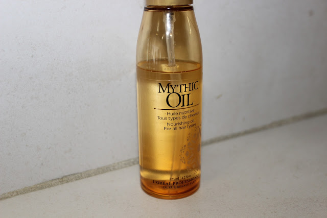 Products| L'Oreal Mythic Oil (rich and light)