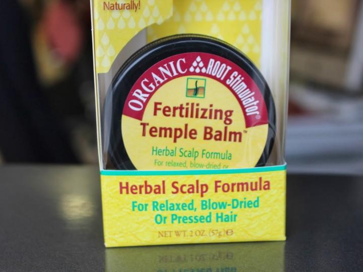 Product Spotlight| ORS Fertilizing Temple balm