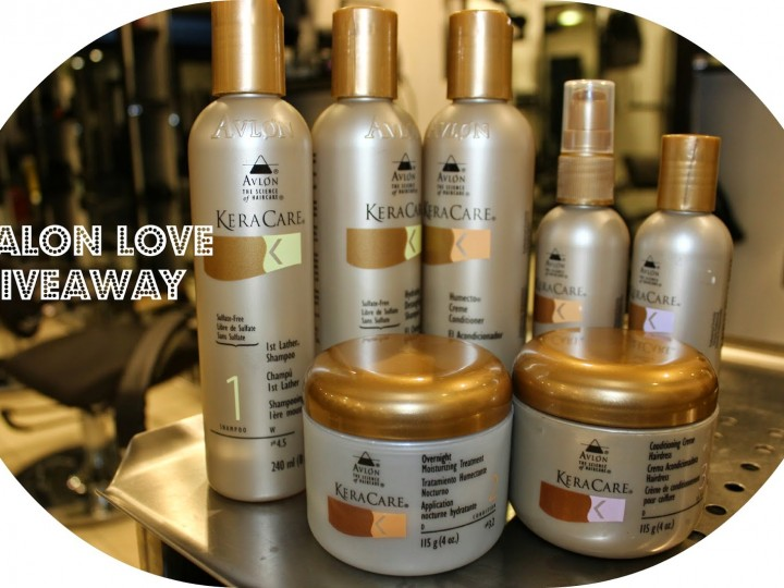 Giveaway| Salon Love