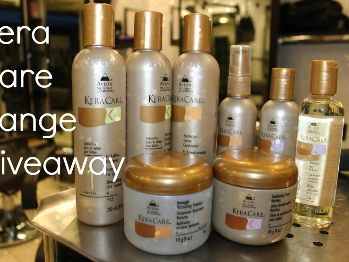 Giveaway| Salon love and Kera Care love winners