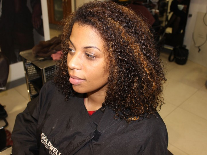 Salon Work| Full head of highlights