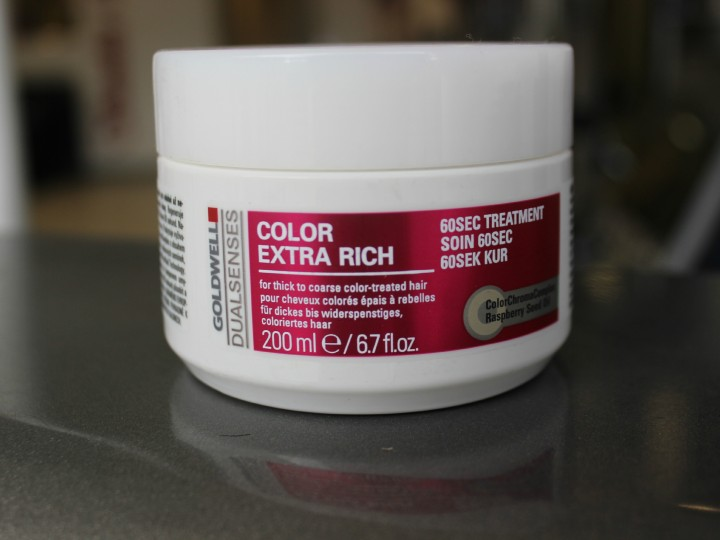 Products|Goldwell 60sec colour Treatment