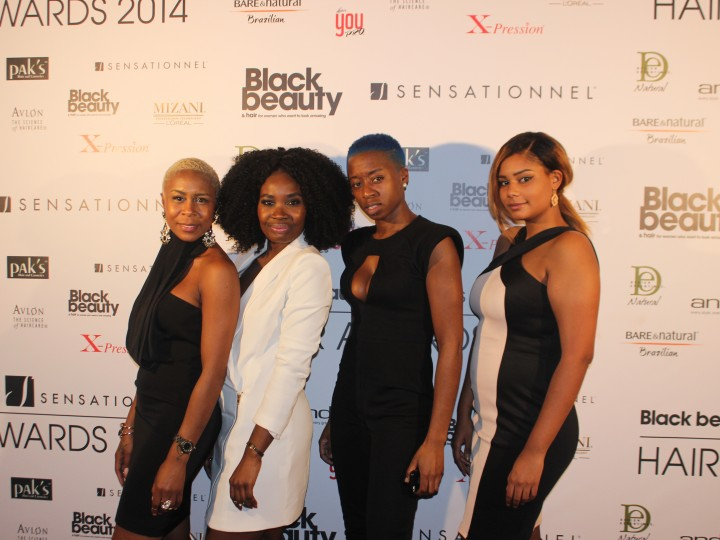 Events| Black Beauty Sensationnel Awards 2014