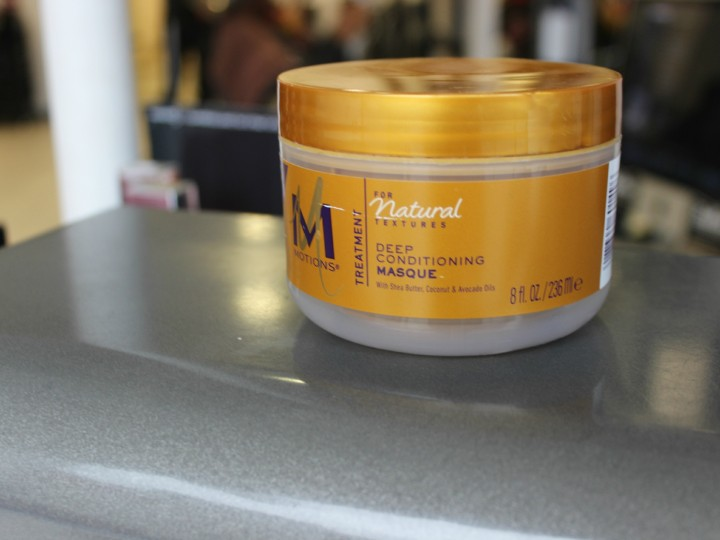 Product Spotlight| Deep Conditioning masque