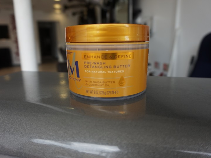 Product Spotlight|Pre-Wash Detangling Butter